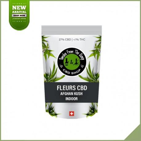 Cannabis Blumen CBD B-Chill Schwarz Skunk