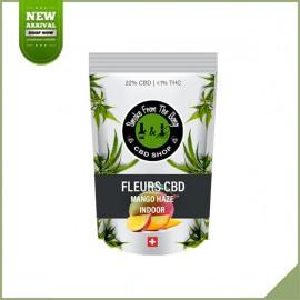Fleurs de cannabis CBD SFTB Mango Haze