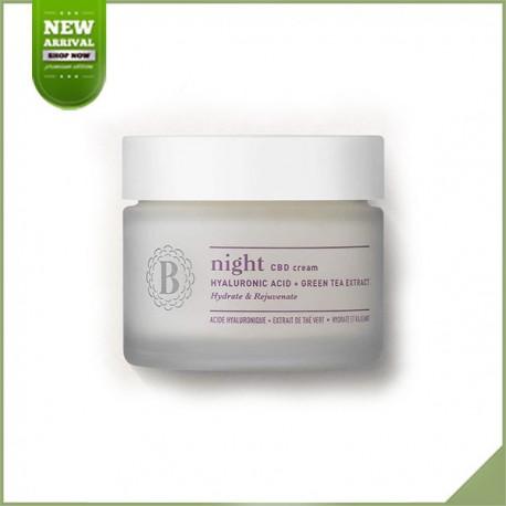 Blossom Skincare cbd crème de nuit