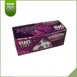 Juicy Jay's Rolls Blackberry Brandy Rolling Foglie