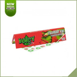 Juicy Jay es Strawberry Kiwi Long Rolling Leaves