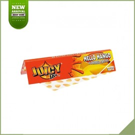 Feuilles longues à rouler Juicy Jay'S Mello Mango