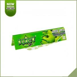 Feuilles longues à rouler Juicy Jay'S Green Apple