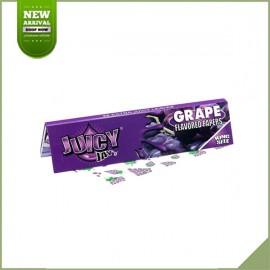 Feuilles longues à rouler Juicy Jay'S Grape