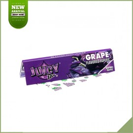 Juicy Jay es Grape Long Rolling Leaves
