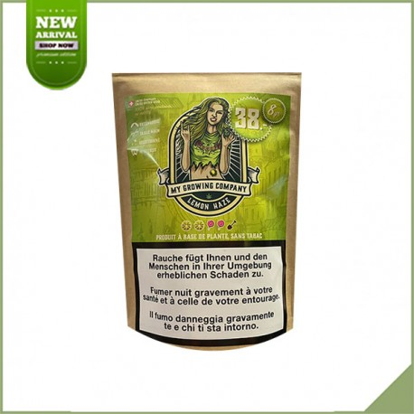 Fleurs de cannabis CBD My Growing Company Lemon Haze