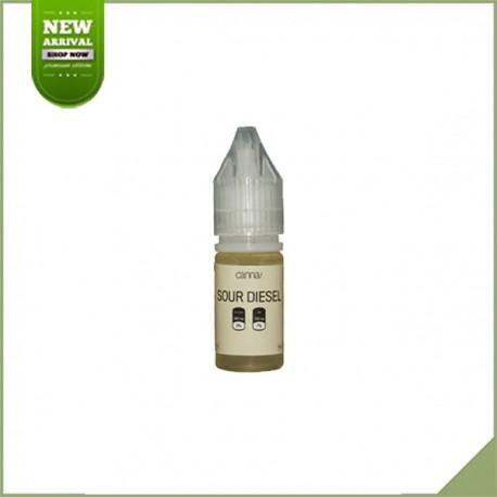E-liquide CBD Cannav Sour Diesel