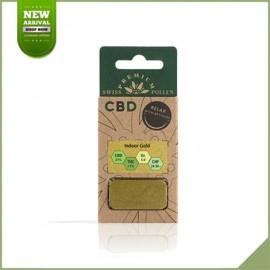 Swiss Premium Pollen CBD Oro coperto