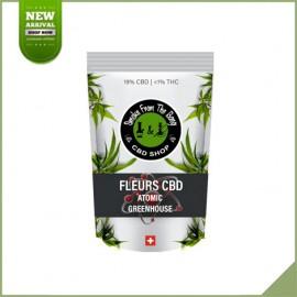 Fleurs de cannabis CBD SFTB Atomic