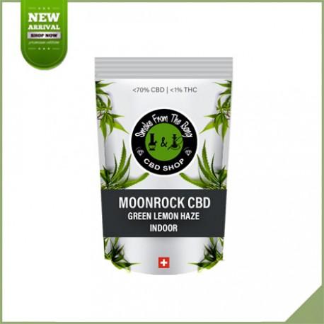 Moonrock CBD - Green Lemon