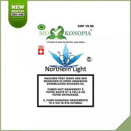 Fleurs CBD Biokonopia Northern Light