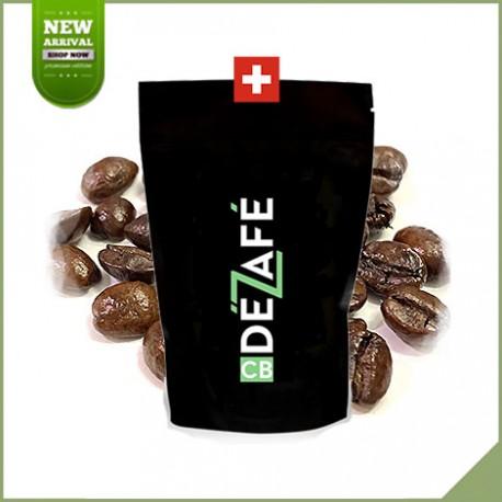 Dézafé - Café CBD artisanal en grain