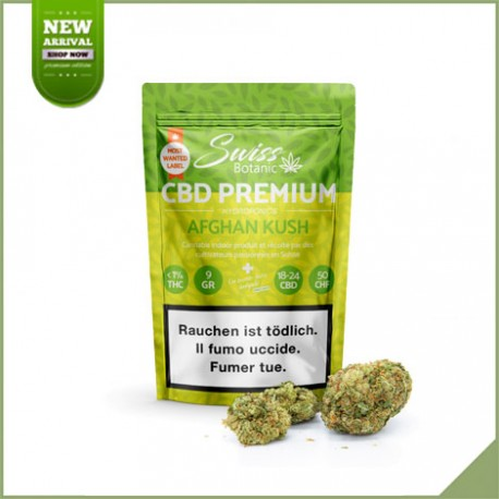 Fleurs de cannabis CBD My Growing Company Belle de Cadix 50g