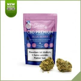 Cannabis Fiori CBD Svizzera Botanica Blue Berry