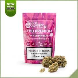 Fiori di Cannabis CBD Botanica Svizzera Rosa Fragola