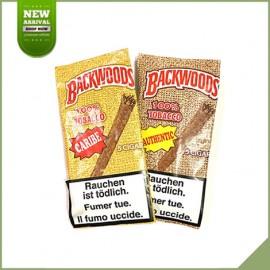 Pack Blunts Backwoods Authentic et Caribe
