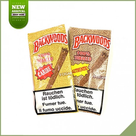 Blunts Backwoods Miele Bourbon