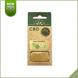 Swiss Premium Pollen CBD Fragola interna