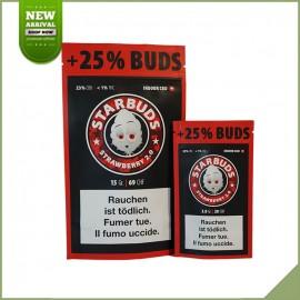 Cannabis Blumen CBD Starbuds Erdbeere 2,0 23%