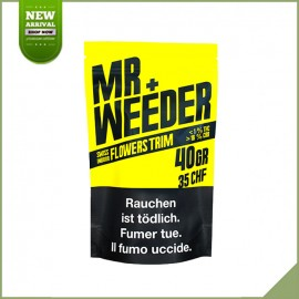 Trim Flowers - MR. WEEDER