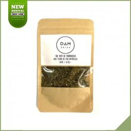 Tisana CBD tè verde Marrakech - Diga Svizzera