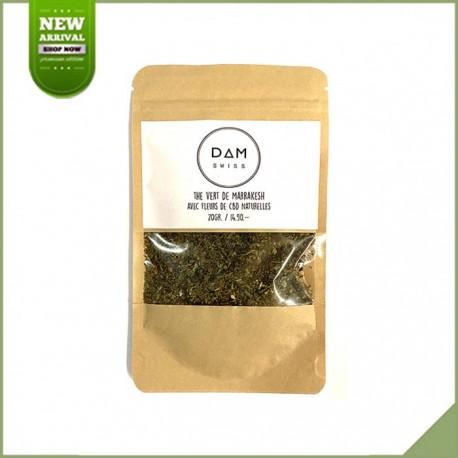 Tisane cbd in bustina - Alpsbee Black Tea