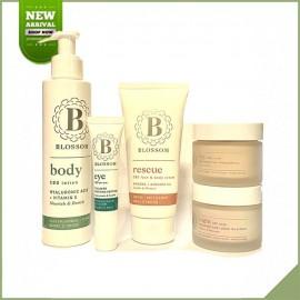 Pack soin peau - Blossom Skincare CBD Niosome