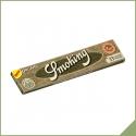 Foglie lunghe che rotolano Fumo Organic King Size