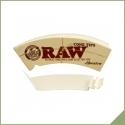 Filtres cartonnés coniques et naturels Raw