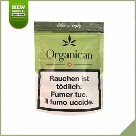 Cannabis Blumen CBD Organican Purple Haze 24%