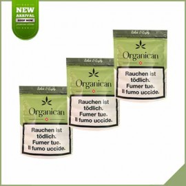 Trio Pack Cannabis Blumen CBD Organican