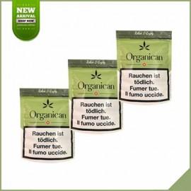 Trio pack fiori di cannabis CBD Organican