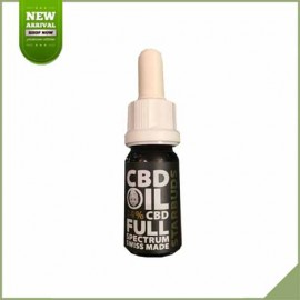 Huile de cannabis CBD Starbuds 24% 10 ml