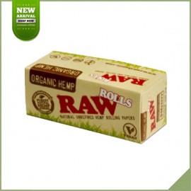 Feuilles à rouler Raw Organic Hemp Rolls