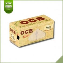 Feuilles à rouler OCB Organic Hemp Rolls Slim