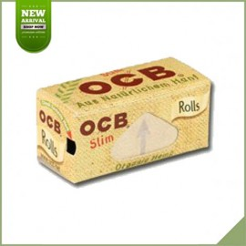 Ocb Organic Hemp Rolls Fogli di laminazione sottili