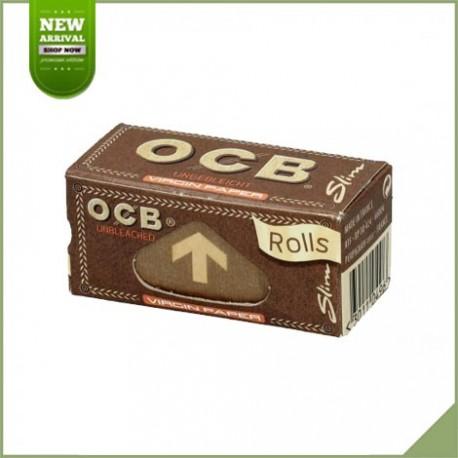 Feuilles à rouler OCB Virgin Rolls Slim