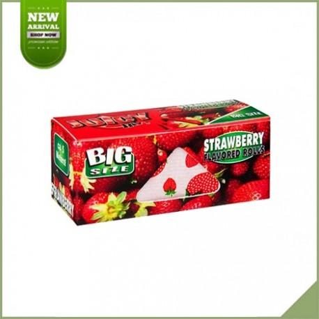 Feuilles à rouler Juicy Jay'S Rolls Strawberry