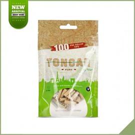 YEUF Toncar pure Filtri in cartone pre-laminati da 100 pezzi