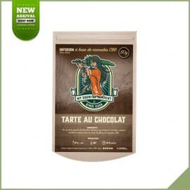 Infusion cbd Tarte au chocolat - My Growing Company