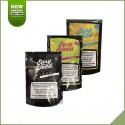 Trio pack fiori di cannabis CBD Easy Weed
