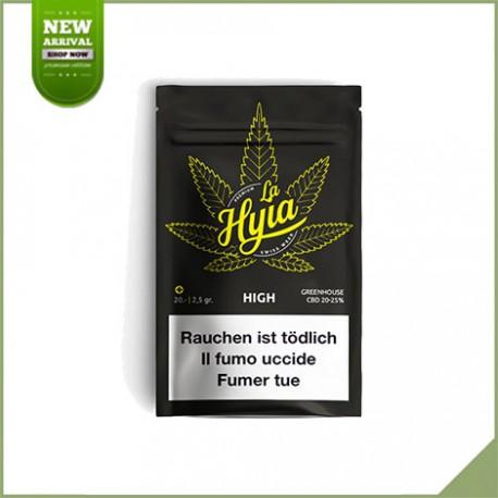 Fleurs de cannabis CBD Le Riff High Skunk 5g