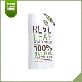 Real Leaf damania sostituto naturale del tabacco