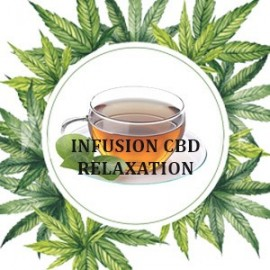 Infusion CBD Entspannung