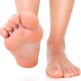 Per i piedi