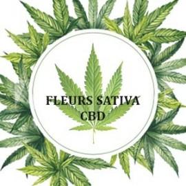 Fleurs Sativa CBD