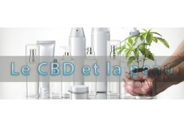 Les produits cosmétiques CBD pour notre peau